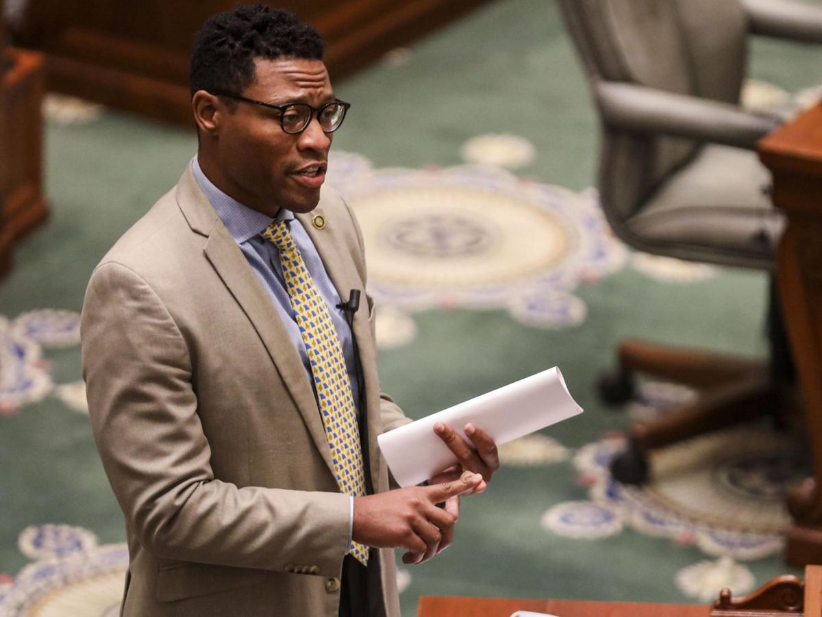 State politicians reconvene for special session