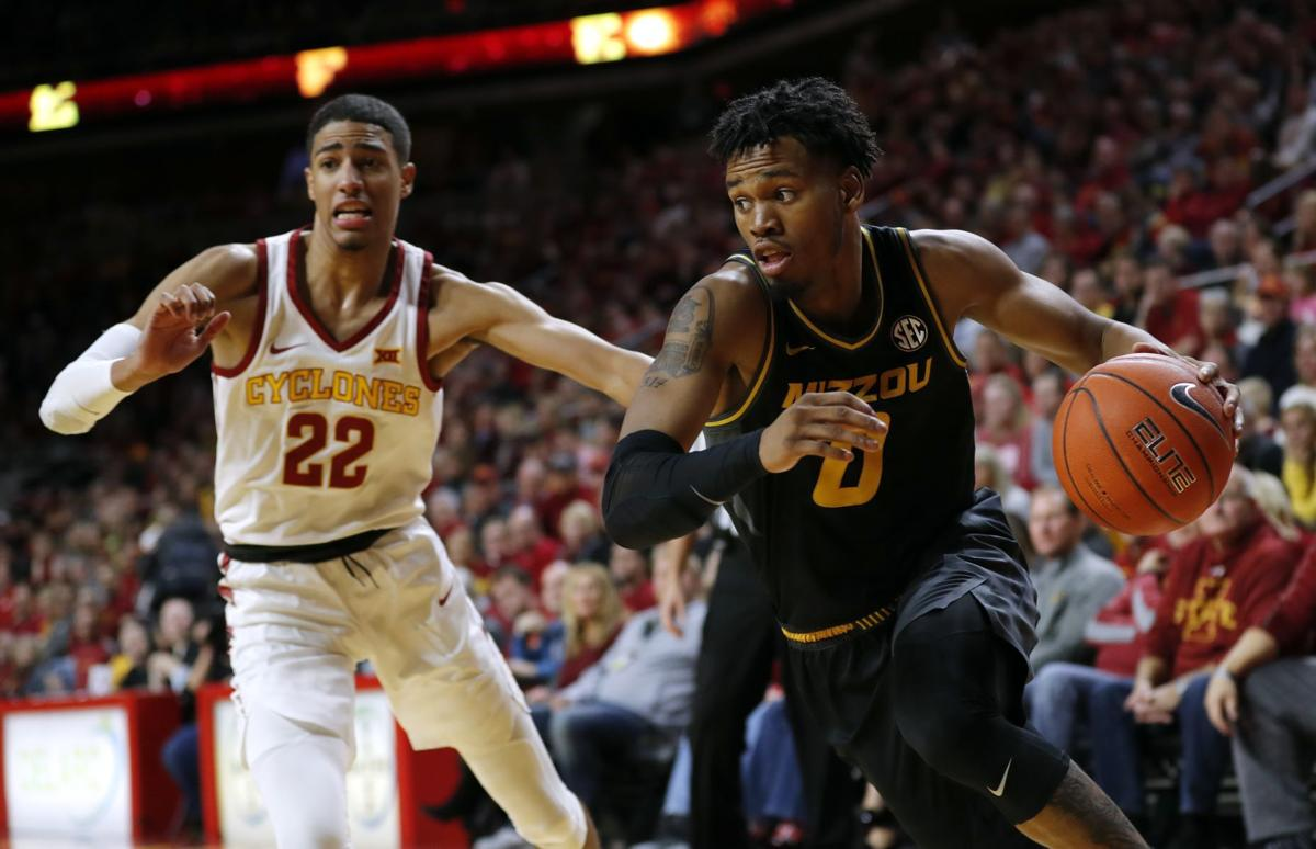 Missouri Iowa St Basketball