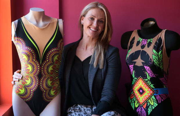 St Charles Woman To Get Olympic Fashion Spotlight In 2016
