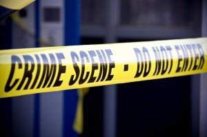 Der Mensch stirbt, der riesige Rachen in St. Louis' Bevo Mill Nachbarschaft