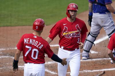 Mets Cardinals Spring Baseball