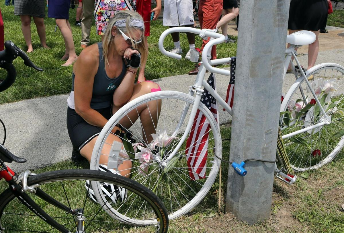 No arrest in fatal bike accident one year later