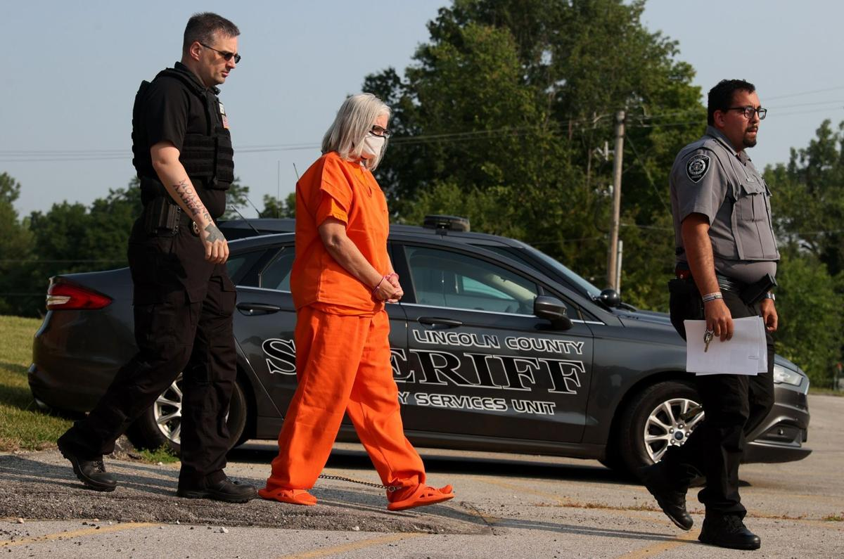 Hupp appears at first Lincoln Co. murder charge hearing