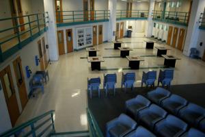 Cellmateのセントルイス郡の受刑者が死亡していると言う被った一日のためにな医療