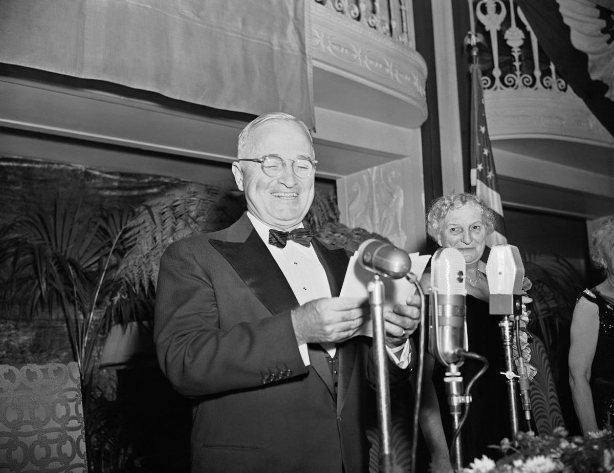 1949: Harry Truman