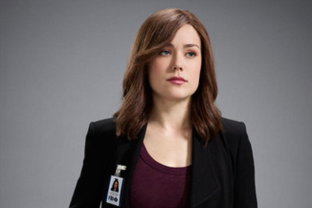 Blacklist Star Megan Boone Deals With Hairy Situations On