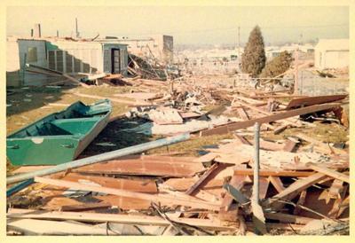 Survivors recall tornado