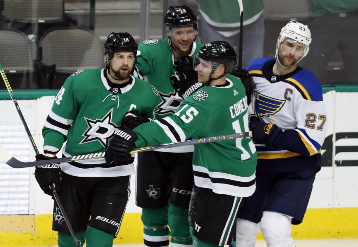 Preview: Blues vs. Dallas Stars