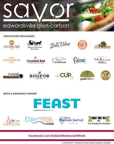 Edglen Chamber Restaurant Week Begins Friday Illinois Suburban