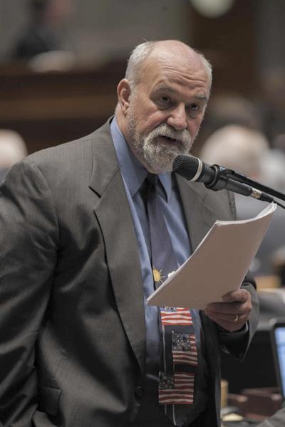 Missouri Rep. Jim Neely, R-Cameron