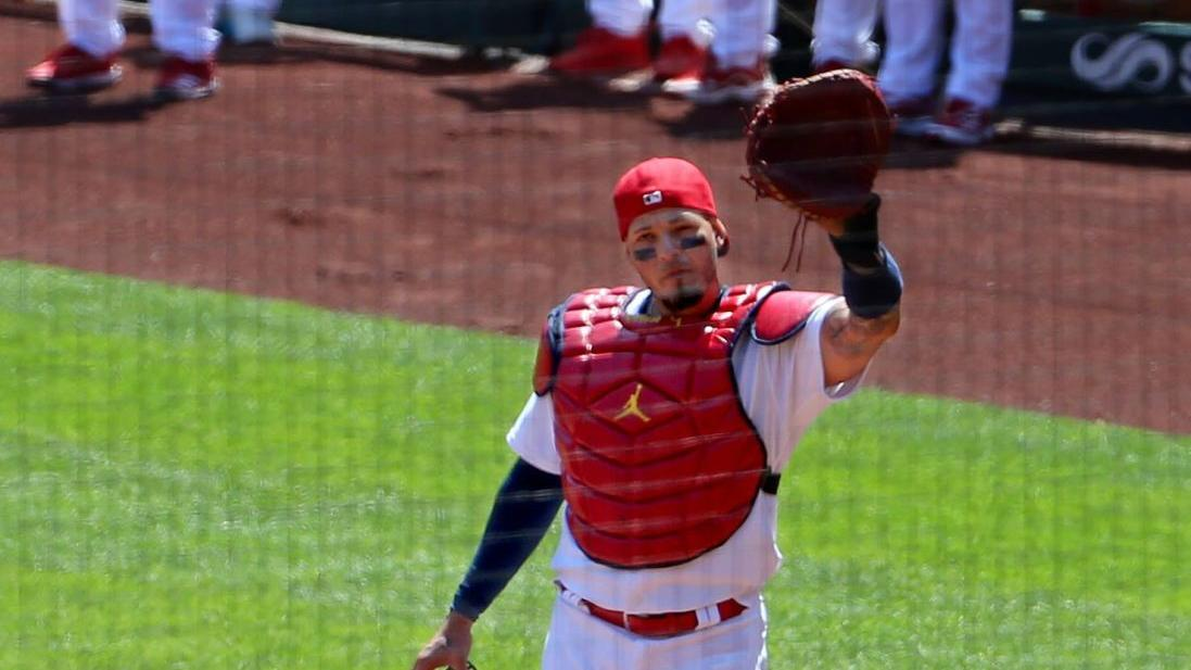 Washington spoils Cardinals' party for Molina