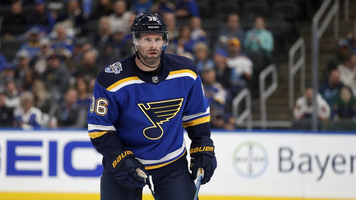 Blues notebook: Whirlwind four days brings Brouwer back to Blues