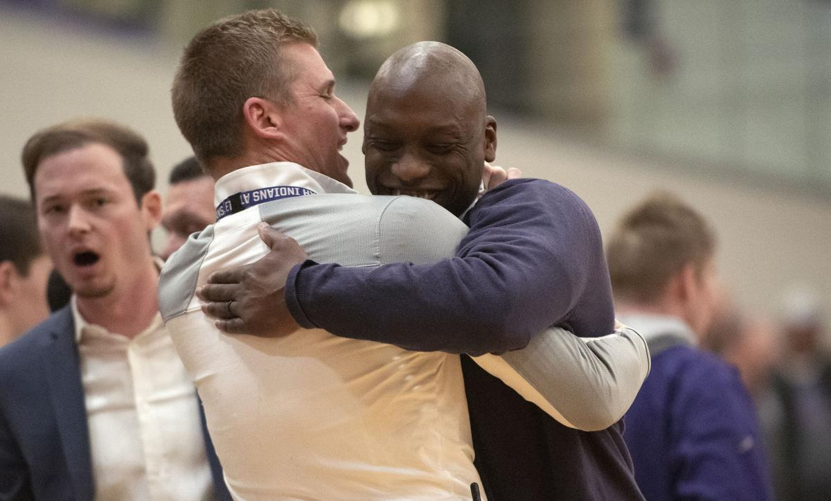 Justin Love, Mascoutah High coach and former SLU basketball player