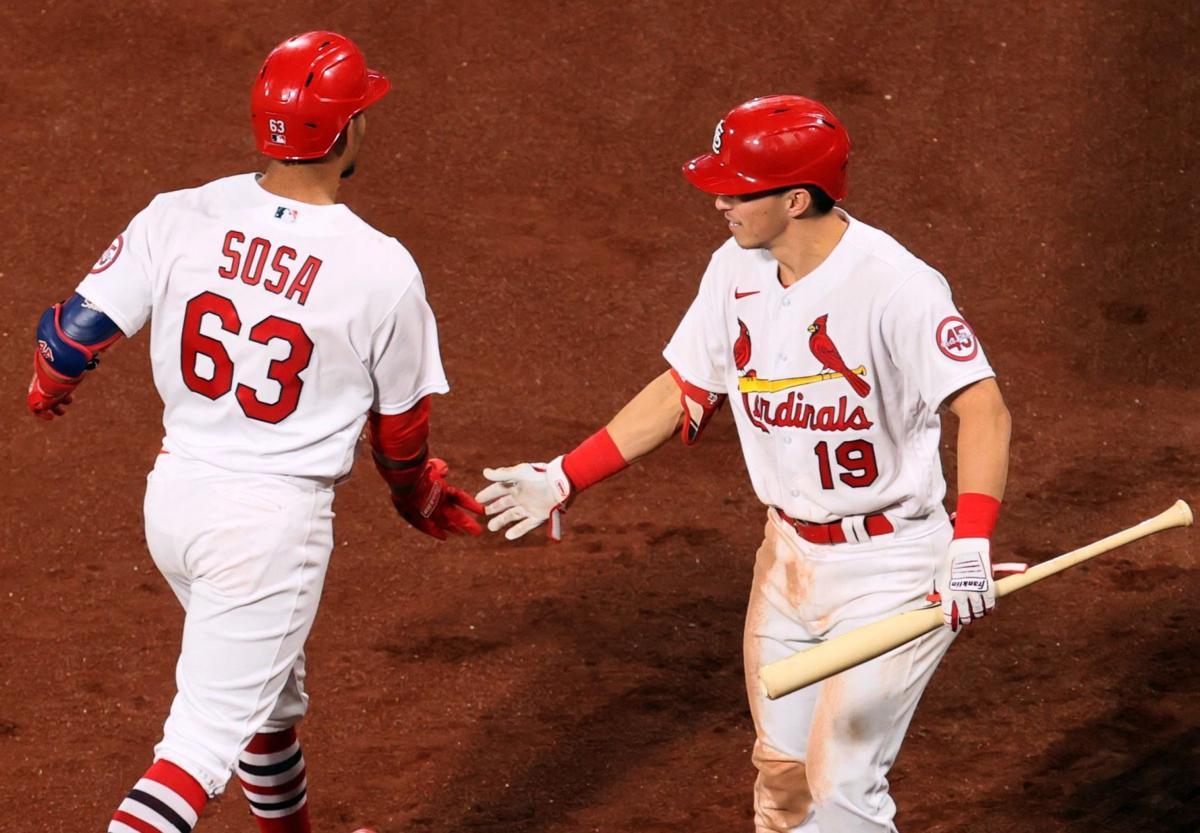 Cardinals host Reds