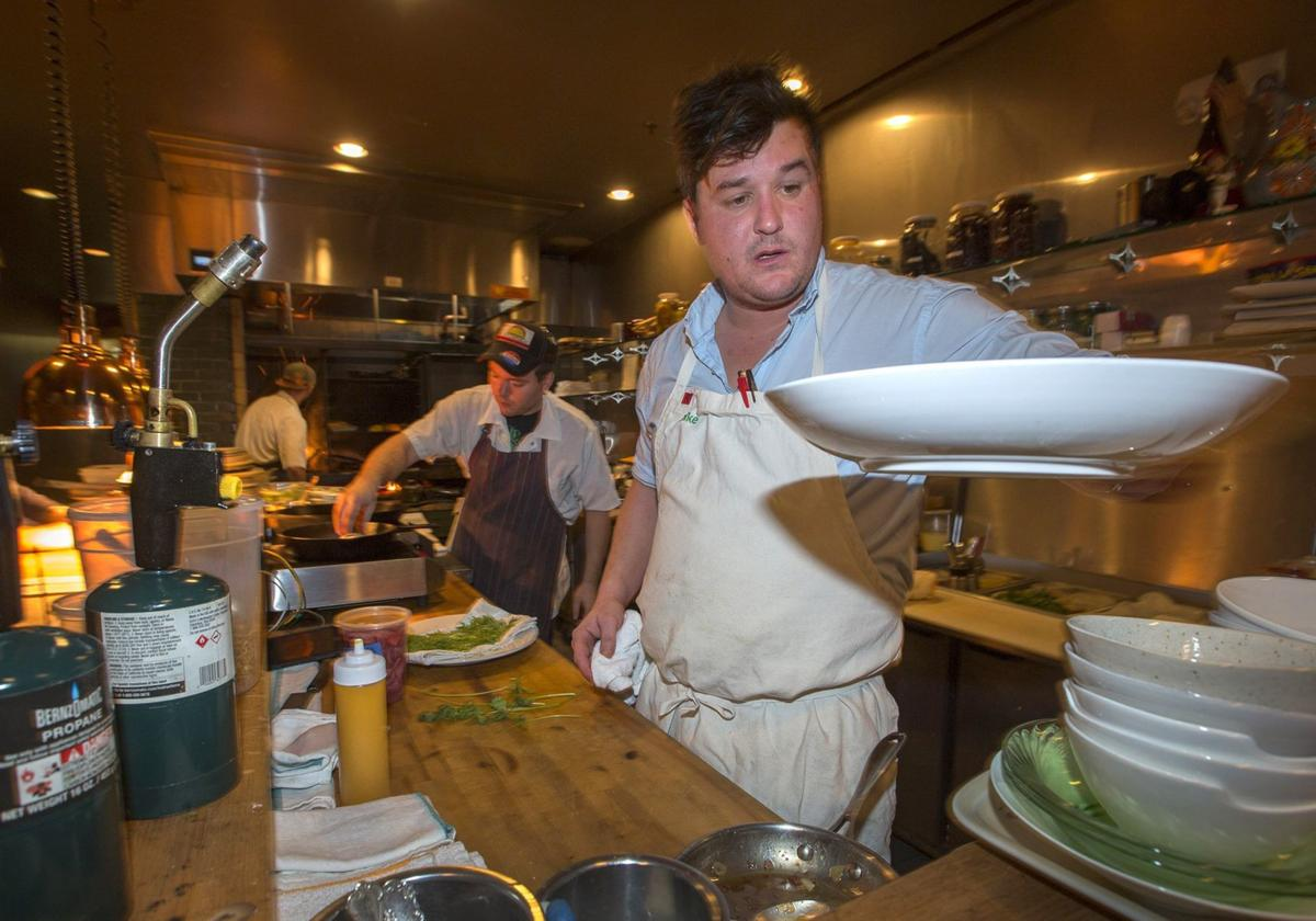 Chef Mike Randolph