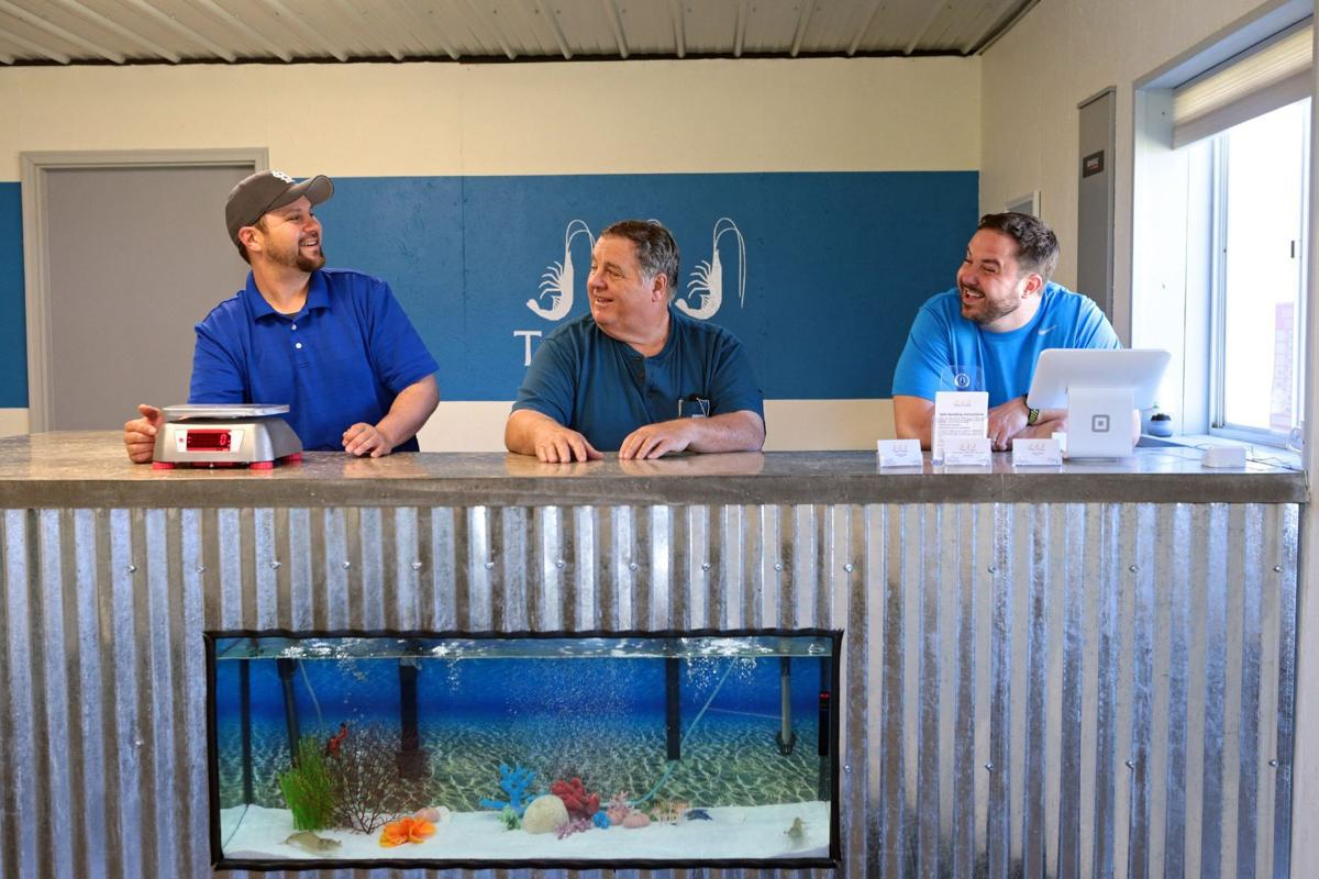 Brothers turn toward the unconventional with St. Charles County shrimp farm