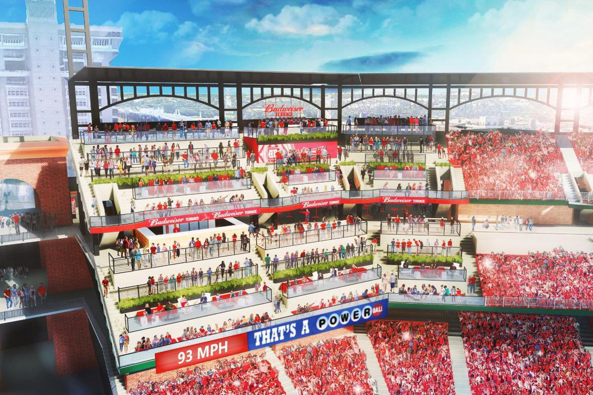 Busch stadium to open new terrace common area this season for 1 the terrace