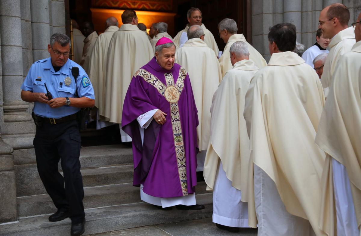Archbishop delivers homily at Mass of Reparation addressing clergy sexual abuse