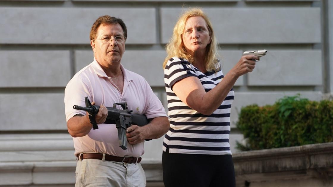 Editorial: In plea bargain, gun-toting McCloskeys provide more than enough justification for disbarment.