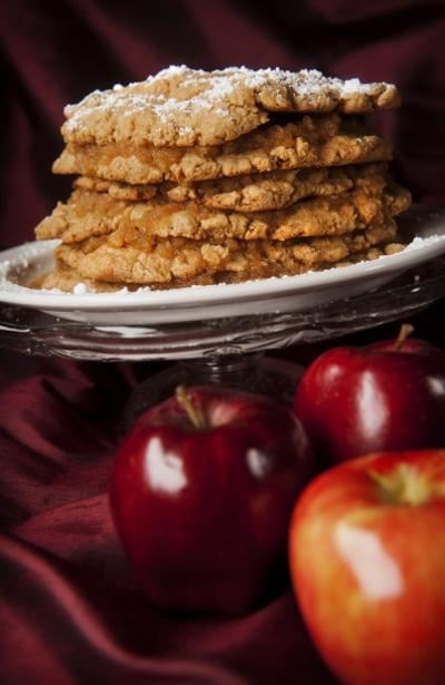 Old Fashioned Stack Cake With Apple Butter Filling Recipes
