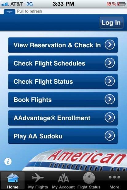 App We Love American Airlines Personal Concierge
