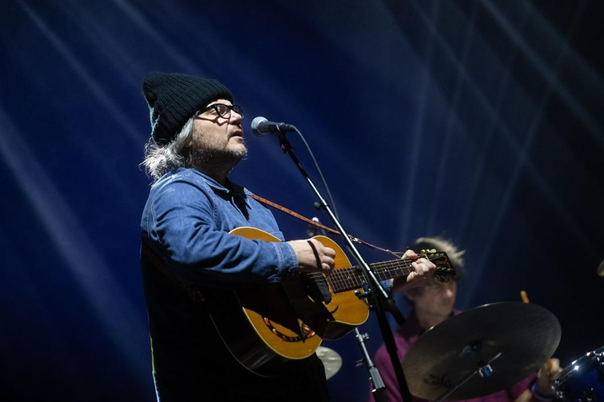 iParty 📷 Welcome home, Jeff Tweedy: Wilco plays Fox Theatre