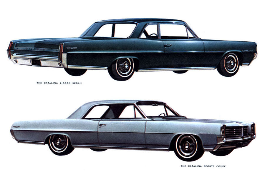 OLD CAR COLUMN: Pontiac Catalina buyers were promised they\'d be ...