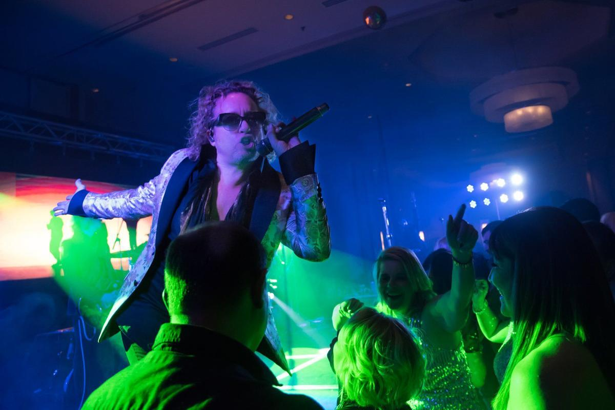 Ultimate New Year's Eve Party at Hyatt Regency St. Louis at the