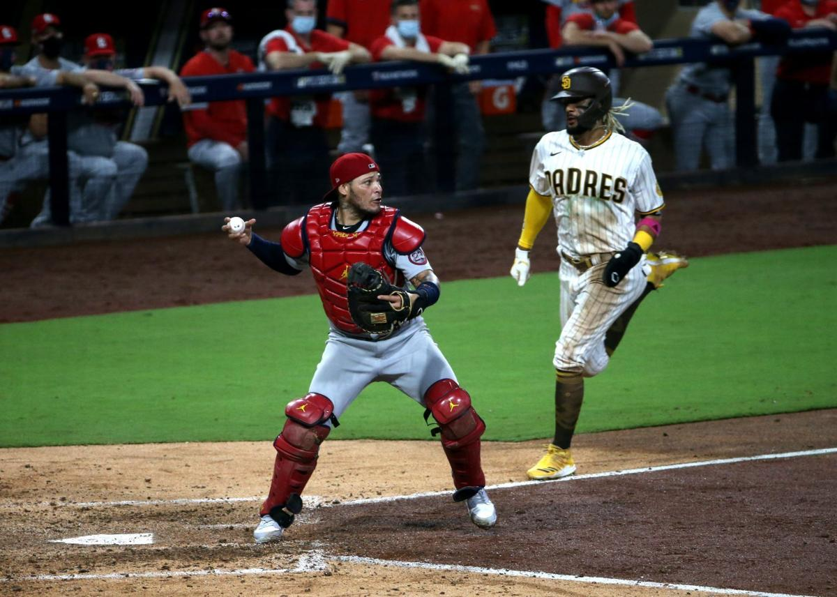 San Diego Padres eliminate St. Louis Cardinals 4-0 in wild-card series