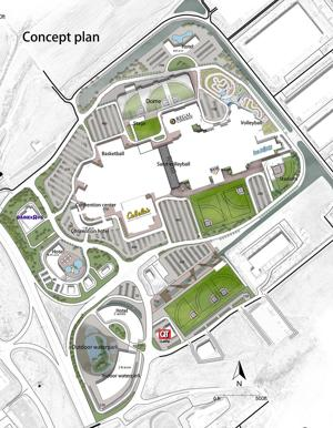 St. Louis County to examine aid for youth sports complex at Hazelwood mall
