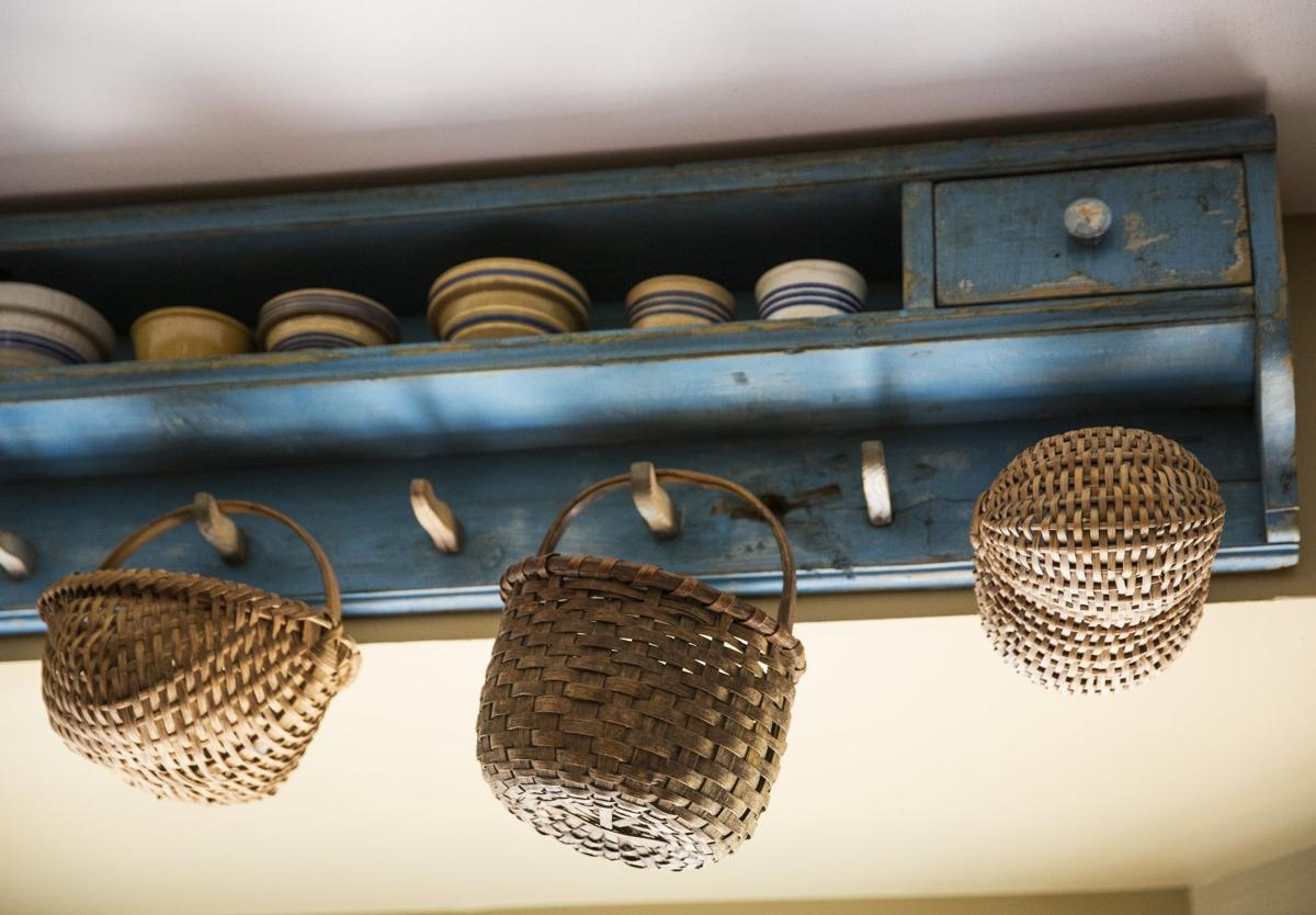 antique collector embraces early american primitive style in wildwood home home and garden stltoday com