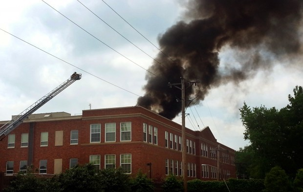 Fire At Webster Groves High School Quickly Put Out Metro