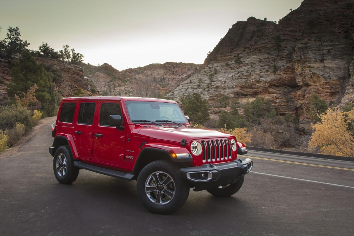 2020 jeep wrangler ecodiesel  gobs of torque and thrifty mpg promise to expand appeal of already
