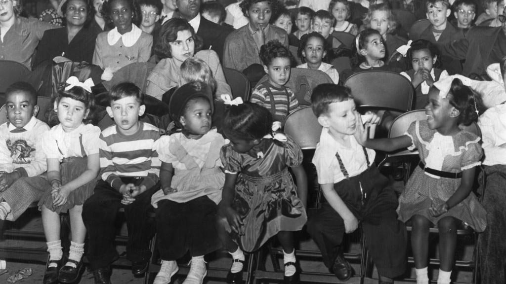 A Look Back • People of good will brought cheer to underprivileged kids in St. Louis