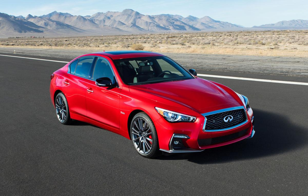 2018 Infiniti Q50 Red Sport 400 It S The Hot Rod Member