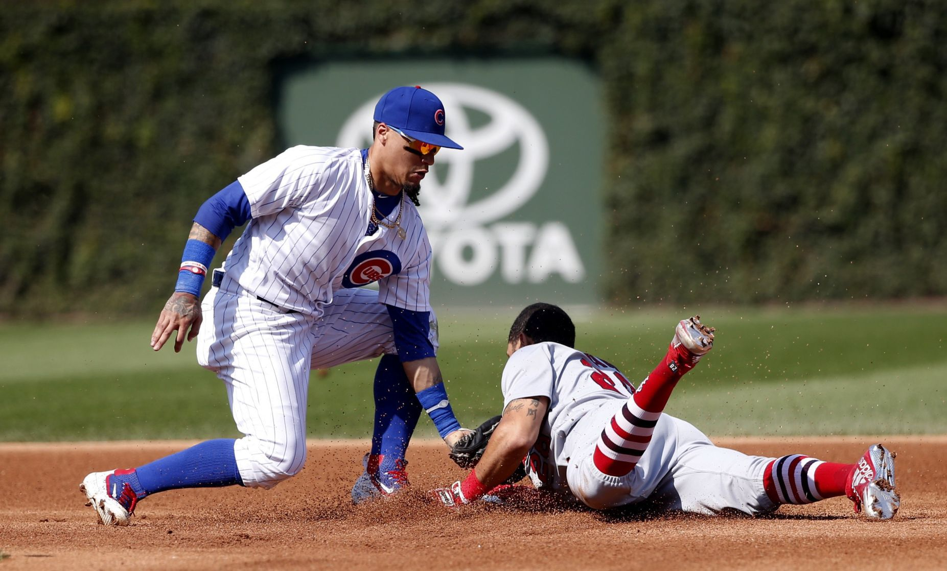 Major league roundup: Cubs top Rays for seventh straight win