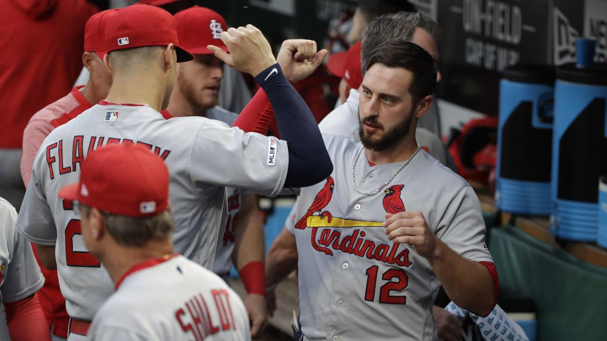 Cards have rotation set for rest of season