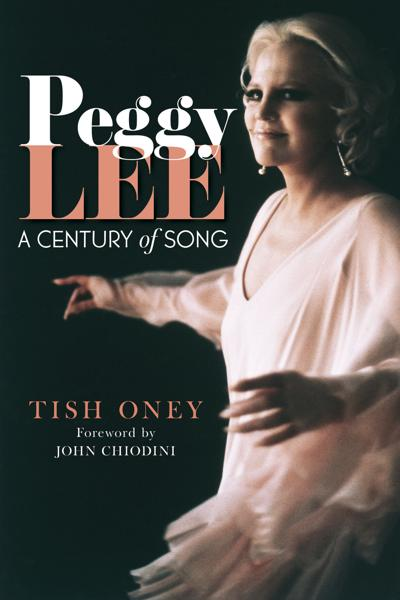 """Front cover of """"Peggy Lee: A Century of Song"""""""