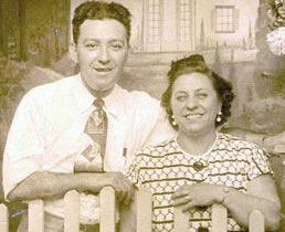 Amedeo and Elizabeth Fiore