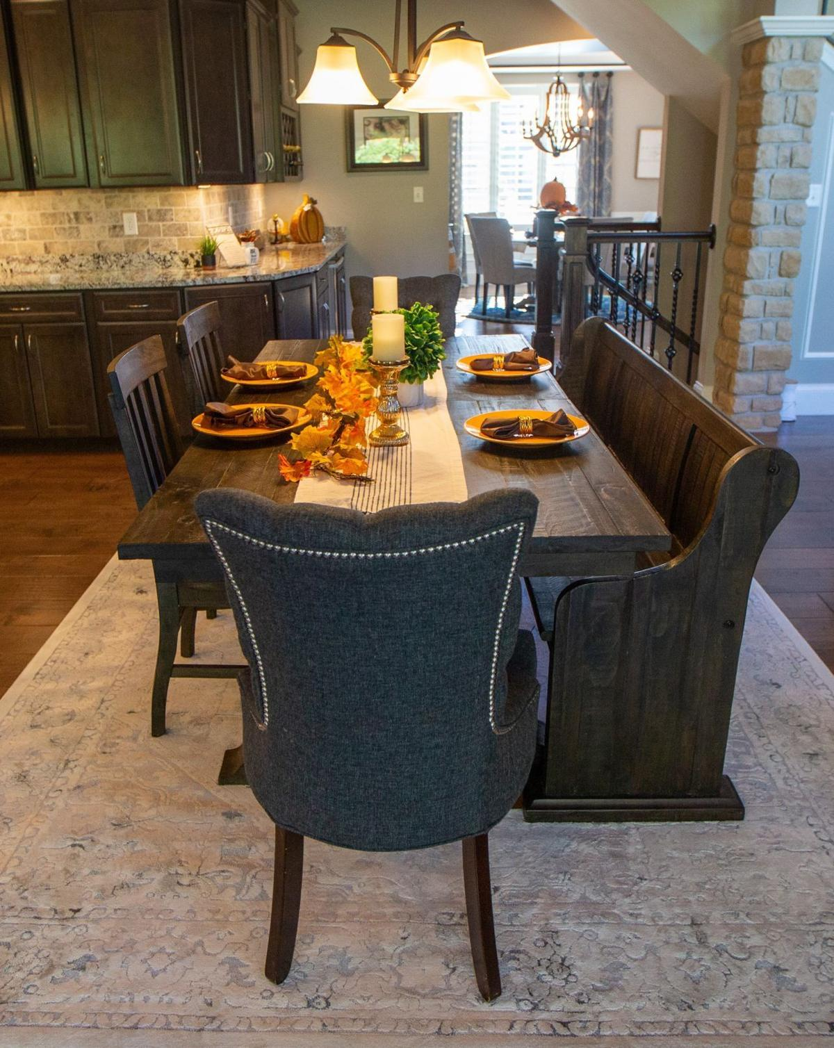 At home with Ashley and Trey Dorman
