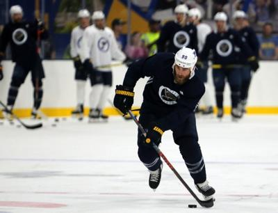 St. Louis Blues pre-season starts, Ryan O'Reilly