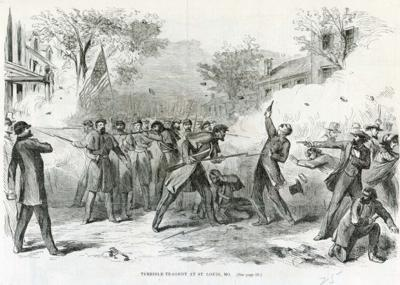 Civil War in St. Louis