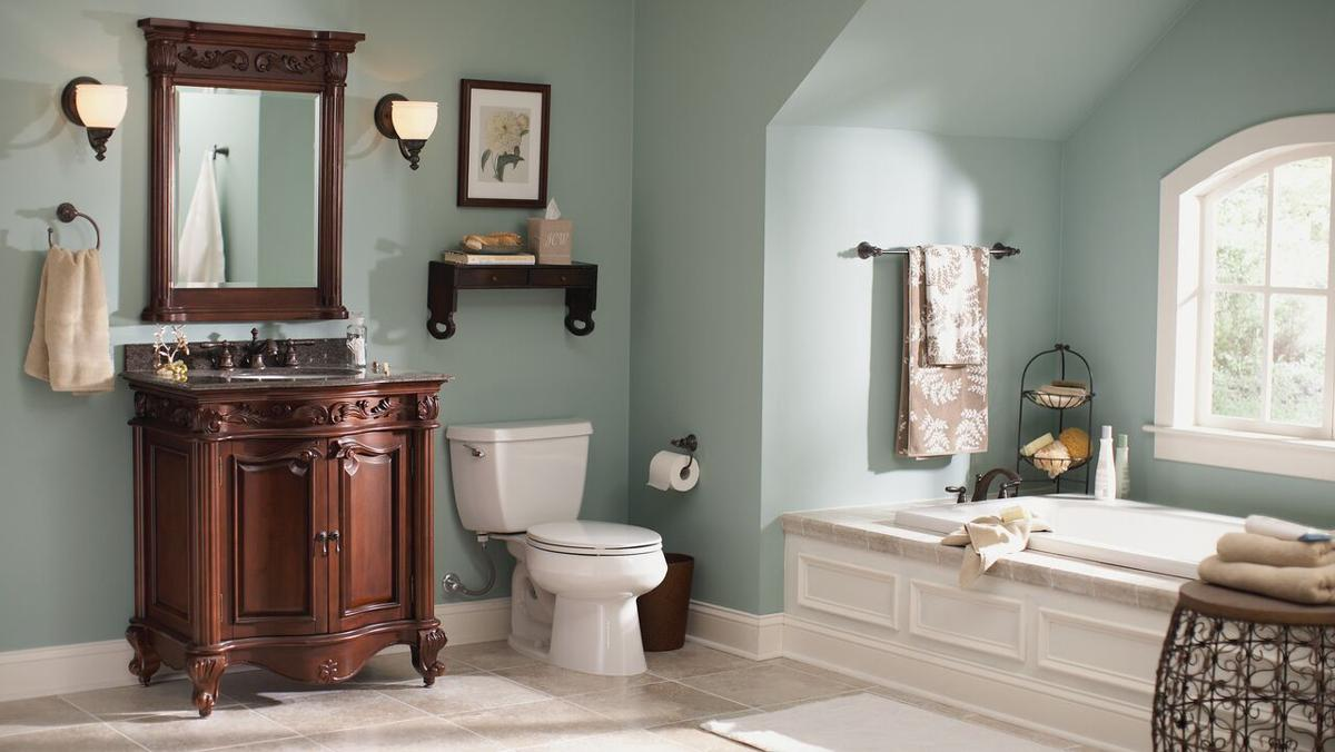 a bathroom remodel is a good return on investment | home and