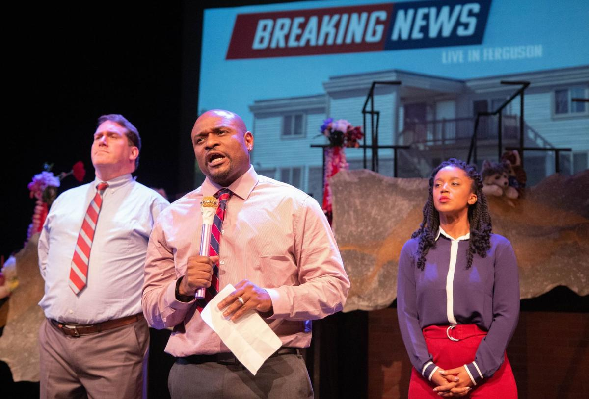 Black Rep's 'Canfield Drive' is an extraordinary portrait of a tragedy