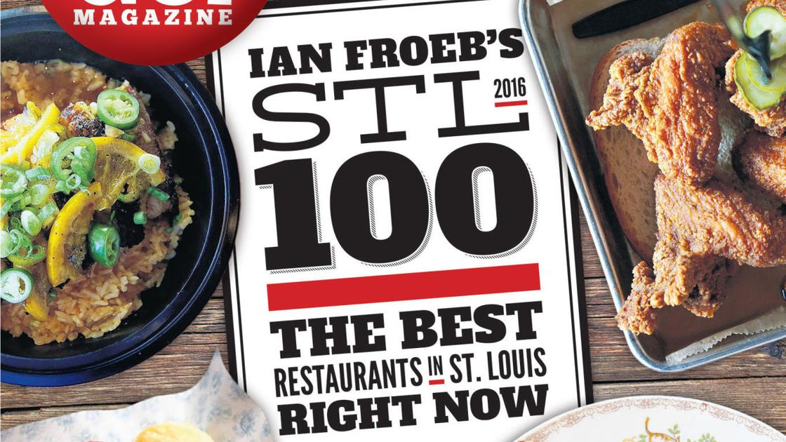 Come And Get It New Stl 100 Serves Up Best Places To Feast The Editors Desk Stltoday