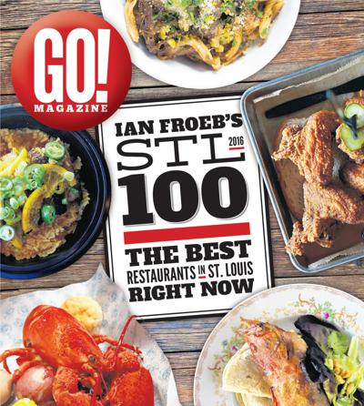 Ian Froeb S Stl 100 2016 Cover