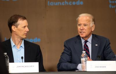 Joseph Biden at LaunchCode