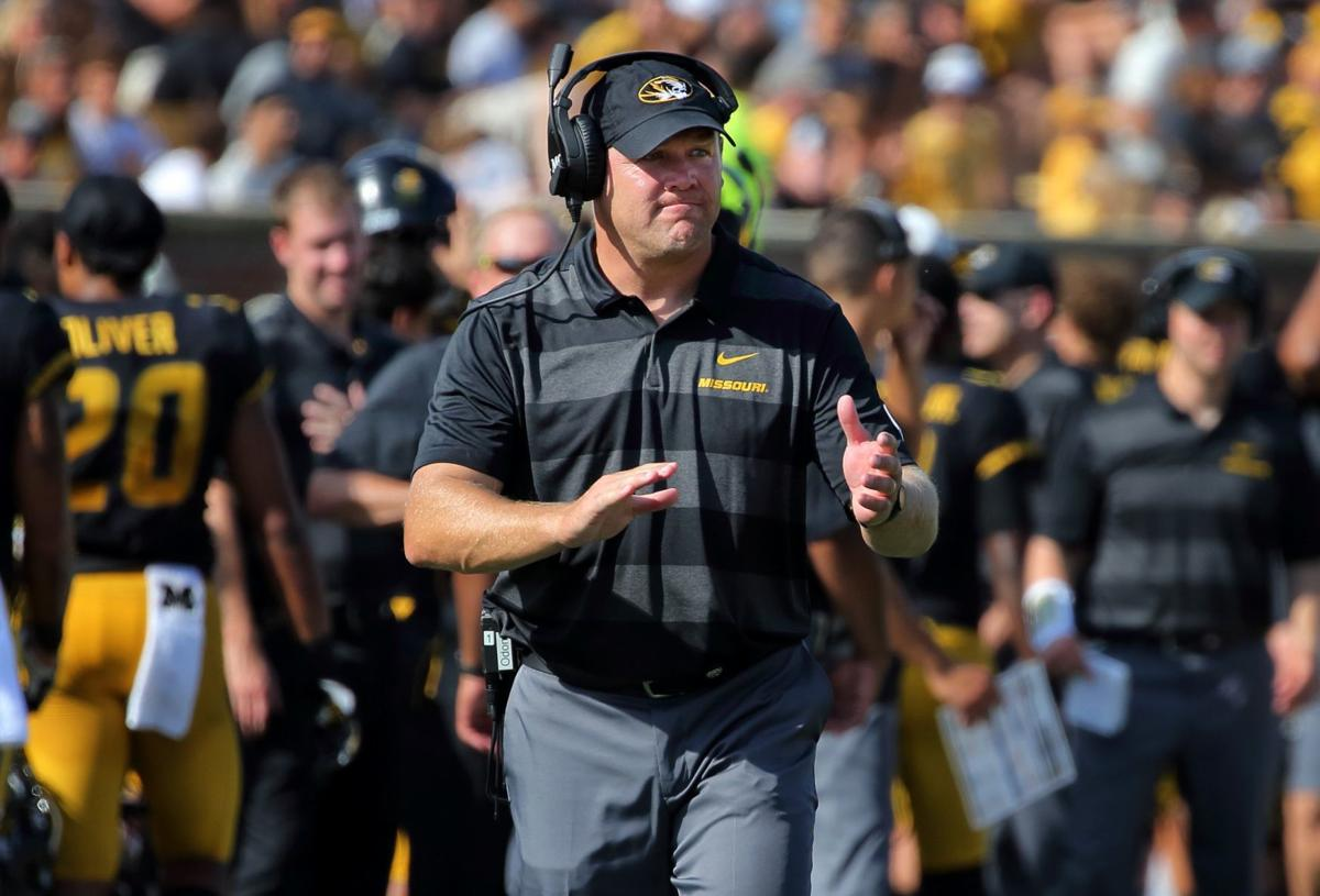 innovative design 6bece 6e016 Matter on Mizzou: Tigers debut new-age 'old man football ...