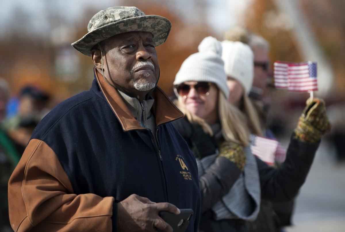 34th annual St. Louis Regional Veterans Day Observance