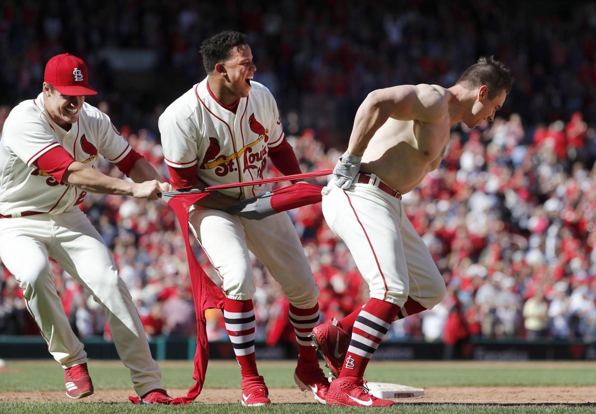 APTOPIX Giants Cardinals Baseball